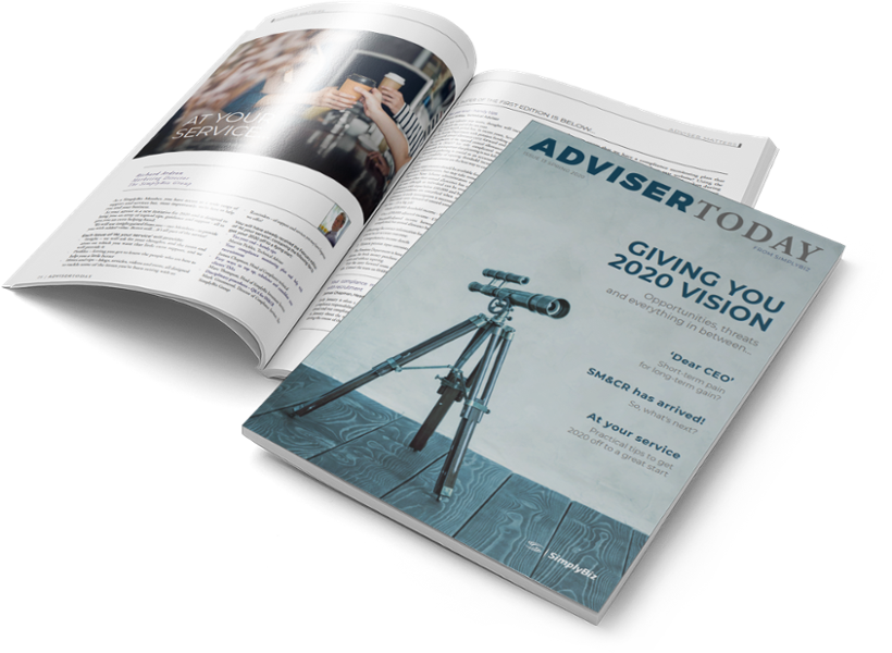 Adviser Today - Issue 13 - Spring 2020